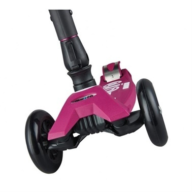 Micro Maxi Micro Scooter Deluxe Berry Fuşya
